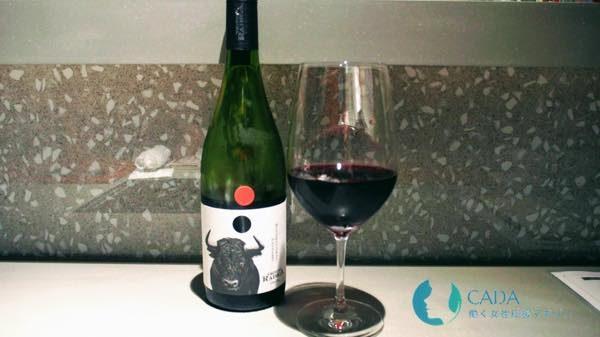 熟成肉と赤ワイン